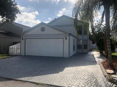 West Palm Beach Single Family Home For Sale: 1348 Strawberry Lane