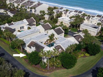 Indian River Shores Single Family Home For Sale: 8381 Calamandren Way #28
