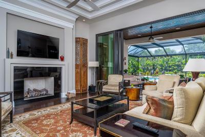 Vero Beach Single Family Home For Sale: 1205 Isla Verde Sq Square