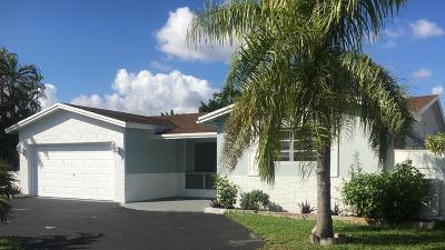 Broward County Single Family Home For Sale: 5101 Johnson Street
