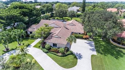 Palm Beach Gardens Single Family Home For Sale: 5770 Dixie Belle Road