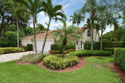 Boca Raton Townhouse For Sale: 5846 NW 24th Terrace
