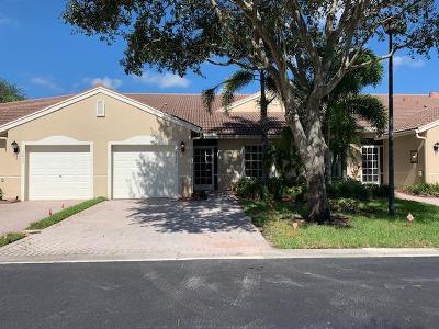 West Palm Beach Townhouse For Sale: 2041 Stonington Terrace