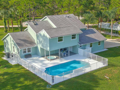 Palm Beach Gardens Single Family Home For Sale: 7893 162nd Court