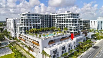 Miami-Dade County Condo For Sale: 2960 NE 207th Street #101