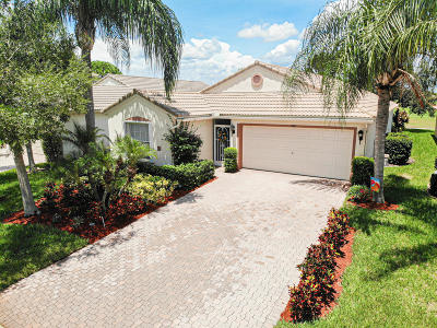 Port Saint Lucie Single Family Home For Sale: 840 NW Greenwich Court