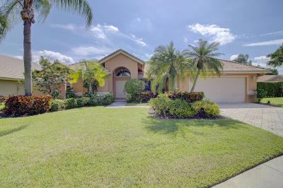 Boynton Beach FL Single Family Home For Sale: $349,000