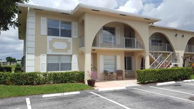 Delray Beach Condo For Sale: 13578 Via Flora #A