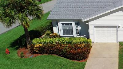 St Lucie County Single Family Home For Auction: 4028 Gator Trace Road