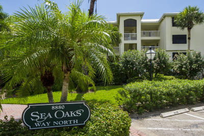 Condo For Sale: 8880 Sea Oaks Way #207