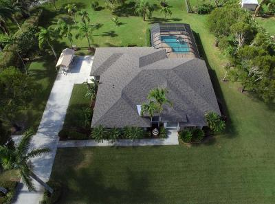 Broward County Single Family Home For Sale: 5133 SW 202nd Avenue