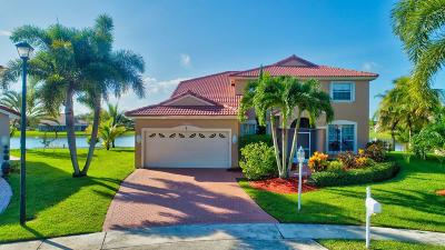 Boca Raton Single Family Home For Sale: 12664 Tucano Circle