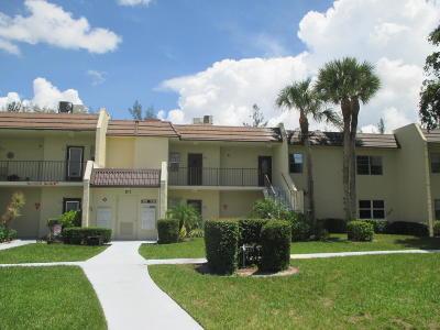 West Palm Beach Condo For Sale: 140 Lake Meryl Drive #137