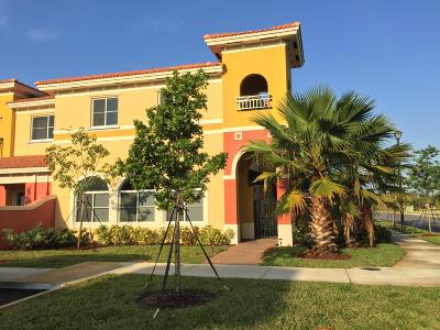Broward County Townhouse For Sale: 3528 NW 30th Street