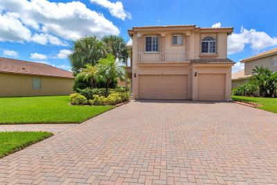 Royal Palm Beach Single Family Home For Sale: 106 Bellezza Terrace