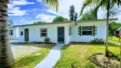 Broward County Single Family Home For Sale: 1220 NW 1st Avenue