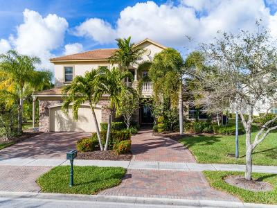 Royal Palm Beach Single Family Home For Sale: 8216 Butler Greenwood Drive