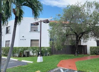 Miami Rental Contingent: 9429 Fontainebleau Boulevard #114-33