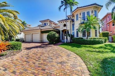 Boca Raton Single Family Home For Sale: 7100 NE 8th Drive