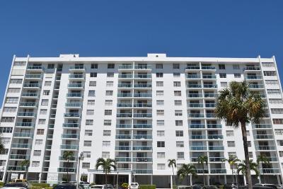 Miami-Dade County Condo For Sale: 2841 NE 163rd Street #404
