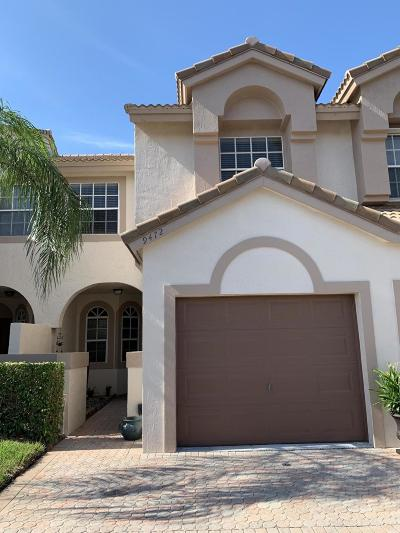 Boca Raton FL Rental For Rent: $2,400