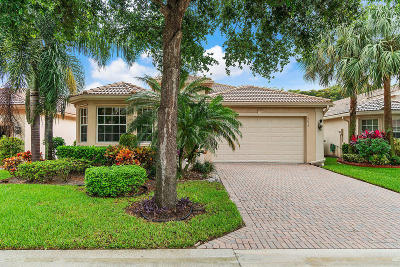 Delray Beach Single Family Home For Sale: 6615 Capistrano Beach Trail