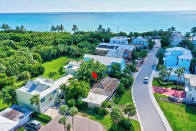 Jupiter Single Family Home For Sale: 201 Xanadu Place