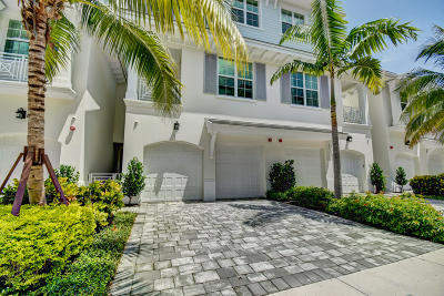Boca Raton Townhouse For Sale: 959 Sweetwater Lane