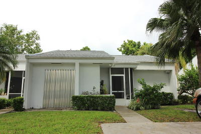 Broward County, Palm Beach County Single Family Home For Sale: 272 Sunshine Boulevard