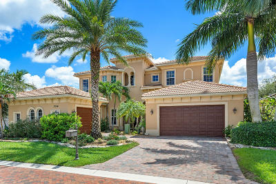 Boca Raton Single Family Home For Sale: 17334 Pavaroso Street