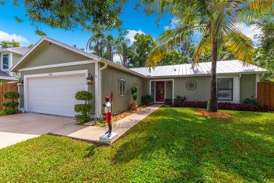 Stuart Single Family Home For Sale: 6613 SE Amyris Court