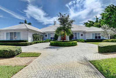 Boca Raton Single Family Home For Sale: 6932 Queenferry Circle