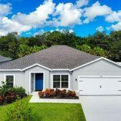 Fort Pierce Single Family Home For Sale: 5356 Oakland Lake Circle