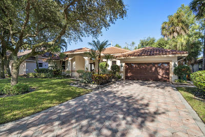 Coral Springs Single Family Home For Sale: 4144 NW 67th Way