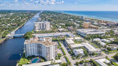 Delray Beach Condo For Sale: 80 Venetian Drive #201s