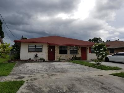 Margate FL Rental For Rent: $1,400