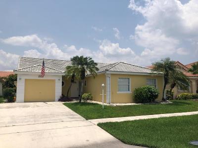 Boca Raton Single Family Home For Sale: 9655 Tavernier Drive