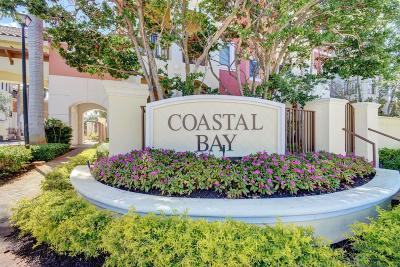 Townhouse For Sale: 1513 Coastal Bay Boulevard