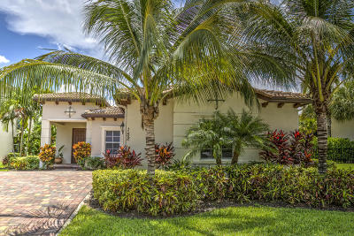 Jupiter Single Family Home For Sale: 152 Behring Way