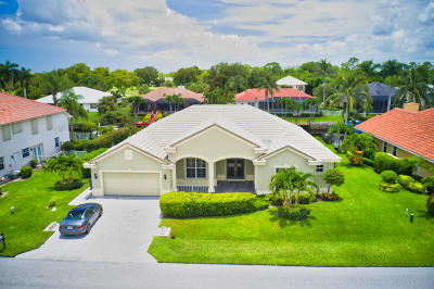 Tequesta Single Family Home For Sale: 8756 SE Water Oak Place