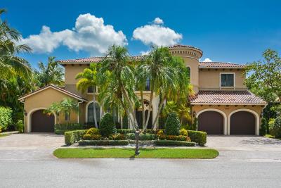 Boca Raton Single Family Home For Sale: 9397 Grand Estates Way