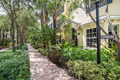West Palm Beach Townhouse For Sale: 344 Bromeliad
