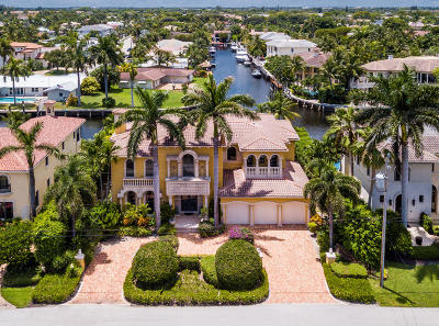 Boca Raton Single Family Home For Sale: 7241 NE 8th Drive