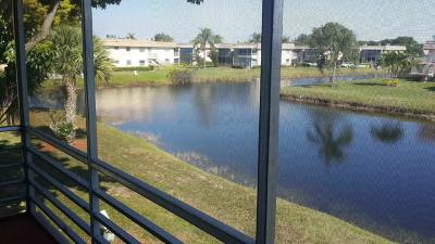 Delray Beach Condo For Sale: 428 Saxony I Way