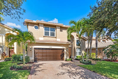 Delray Beach Single Family Home For Sale: 15823 Menton Bay Court