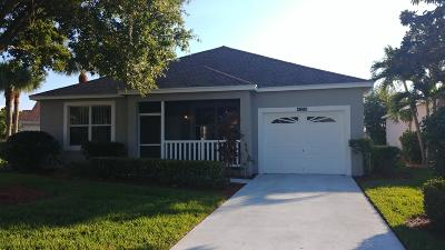 Single Family Home For Sale: 542 NW Portofino Lane
