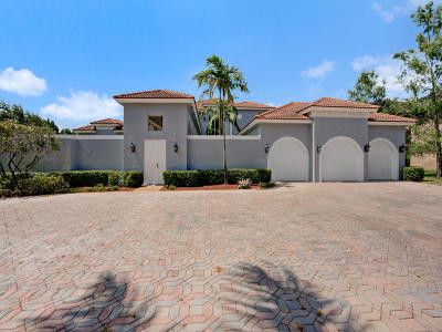 Davie Single Family Home For Sale: 12917 Equestrian Trail