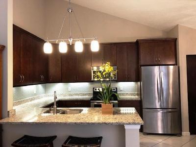Boynton Beach Single Family Home Contingent: 8849 Ranta Court #A