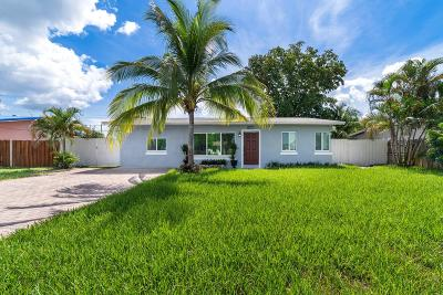 Broward County Single Family Home For Sale: 2610 NE 9th Terrace