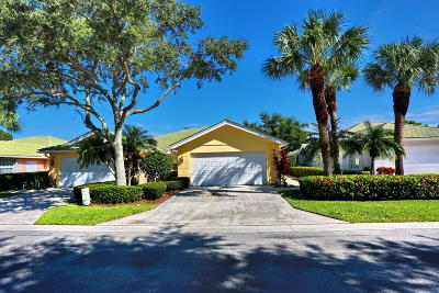 Jupiter Single Family Home For Sale: 127 Brier Circle